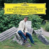 "Philharmonia Orchestra, Christian Thielemann – Schumann: Symphony No.3 ""Rhenish""; Overture Genoveva, Op.81; Overture, Scherzo, And Finale, Op.52"