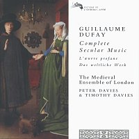 The Medieval Ensemble Of London, Peter Davies, Timothy Davies – Dufay: Complete Secular Music [5 CDs]