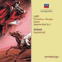 Karl Munchinger – Liszt: Symphonic Poems; Wagner: Siegfried Idyll