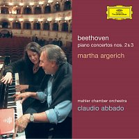 Martha Argerich, Claudio Abbado – Beethoven: Piano Concertos Nos. 2 & 3