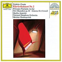 Martha Argerich, National Symphony Orchestra Washington, Mstislav Rostropovich – Chopin: Piano Concerto No.2; Scherzo; Polonaise; 3 Mazurkas