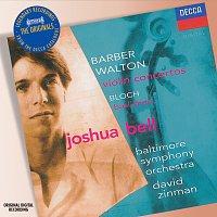 Joshua Bell, Baltimore Symphony Orchestra, David Zinman – Barber/Walton: Violin Concertos