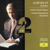 Přední strana obalu CD Schumann: Lieder