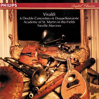 Academy of St. Martin in the Fields, Sir Neville Marriner – Vivaldi: 6 Double Concertos