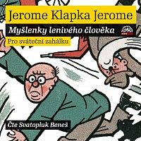 Přední strana obalu CD Jerome: Myšlenky lenivého člověka