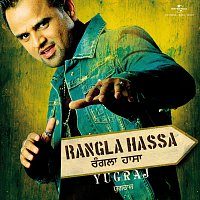 Přední strana obalu CD Rangla Hassa