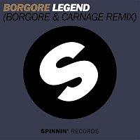 Borgore – Legend (Borgore & Carnage Remix)