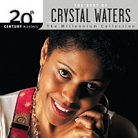 Přední strana obalu CD 20th Century Masters: The Millennium Collection: Best Of Crystal Waters