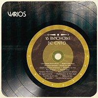 Various – 16 Rancheras de Éxito 16