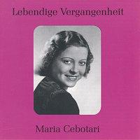Maria Cebotari – Lebendige Vergangenheit - Maria Cebotari