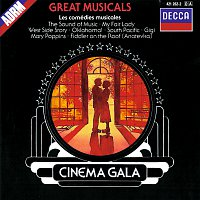 London Festival Chorus, London Festival Orchestra, Stanley Black – Great Musicals: Cinema Gala