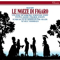 Sir Neville Marriner, Lucia Popp, Ruggero Raimondi, Barbara Hendricks, Aldo Baldin – Mozart: Le nozze di Figaro