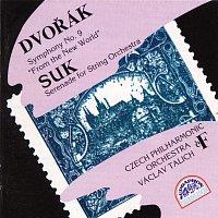 Česká filharmonie, Václav Talich – Dvořák, Suk: Symfonie č. 9 e moll Z Nového světa, op. 95 - Serenáda pro smyčcový orchestr