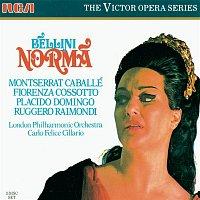 Plácido Domingo & Montserrat Caballé – Bellini: Norma Gesamtaufnahme
