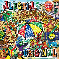 Timbalada – Alegria Original
