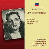 Anita Cerquetti, Gianandrea Gavazzeni, Orchestra del Maggio Musicale Fiorentino – Anita Cerquetti Recital
