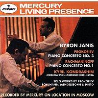 Byron Janis, Moscow Philharmonic Symphony Orchestra, Kirill Kondrashin – Prokofiev: Piano Concerto No.3 / Rachmaninov: Piano Concerto No.1 etc.