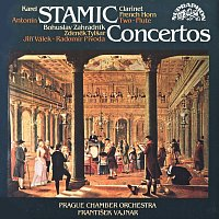 Pražský komorní orchestr, František Vajnar – Stamic Karel, Stamic Antonín: Koncerty pro dechy a orchestr