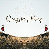 Přední strana obalu CD Songs for Hiking, Vol. 1