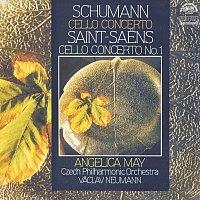 Schumann, Saint-Saëns: Koncerty pro violoncello a orchestr
