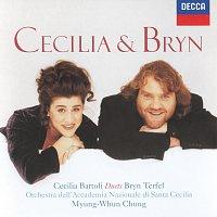 Přední strana obalu CD Cecilia & Bryn