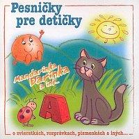 Různí interpreti – Pesničky pre detičky. Mandarínka Darinka a iné...
