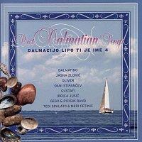 Přední strana obalu CD Dalmacijo Lipo Ti Je Ime Vol. 4