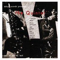 Přední strana obalu CD The Quintet: Jazz At Massey Hall