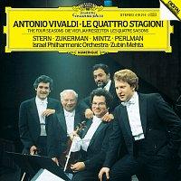Isaac Stern, Pinchas Zukerman, Shlomo Mintz, Itzhak Perlman, Zubin Mehta – Vivaldi: Le quattro stagioni
