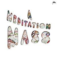 Přední strana obalu CD A Meditation Mass