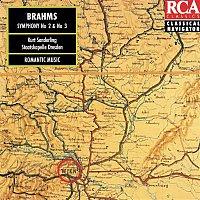 Kurt Sanderling, Johannes Brahms – Brahms: Symphonies 2+3