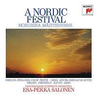Esa-Pekka Salonen – Esa-Pekka Salonen - A Nordic Festival