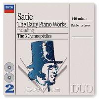 Přední strana obalu CD Satie: The Early Piano Works