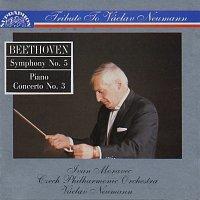 Přední strana obalu CD Beethoven: Symfonie č. 5, Koncert č. 3