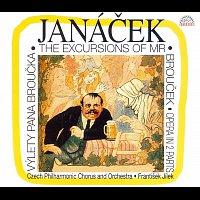 Česká filharmonie, František Jílek – Janáček: Výlety pana Broučka. Opera o 2 částech – CD