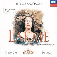 Dame Joan Sutherland, Alain Vanzo, Gabriel Bacquier, Richard Bonynge – Delibes: Lakmé - Highlights