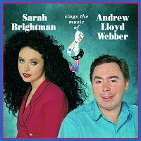 Přední strana obalu CD Sarah Brightman Sings The Music Of Andrew Lloyd Webber