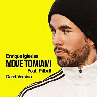 Přední strana obalu CD MOVE TO MIAMI (Darell Version)