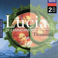 Dame Joan Sutherland, Renato Cioni, Robert Merrill, Cesare Siepi – Donizetti: Lucia di Lammermoor [2 CDs]