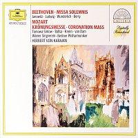 Berliner Philharmoniker, Herbert von Karajan – Beethoven: Missa Solemnis / Mozart: Coronation Mass