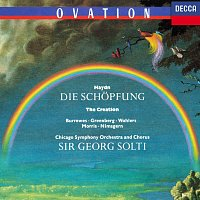 Sir Georg Solti, Norma Burrowes, Rudiger Wohlers, James Morris, Sylvia Greenberg – Haydn: Die Schopfung (The Creation)
