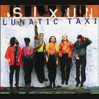 Přední strana obalu CD Lunatic Taxi