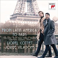 Lionel Cottet, Manuel Maria Ponce, Jorge Viladoms – From Latin America to Paris - Works for Cello and Piano