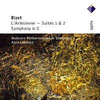 Alain Lombard & Orchestre Philharmonique de Strasbourg – Bizet : L'Arlésienne Suites Nos 1, 2 & Symphony in C major  -  Apex