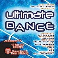 Přední strana obalu CD Ultimate Dance