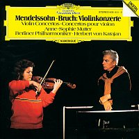 Anne-Sophie Mutter, Berliner Philharmoniker, Herbert von Karajan – Mendelssohn / Bruch: Violin Concertos