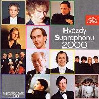 Přední strana obalu CD Hvězdy Supraphonu 2000