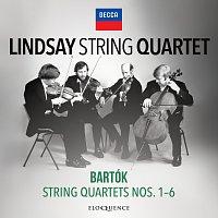 Lindsay String Quartet – Bartok: String Quartets Nos. 1-6