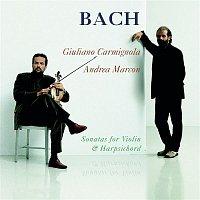 Giuliano Carmignola, Andrea Marcon, Johann Sebastian Bach – Bach: Sonatas for Violin and Harpsicord