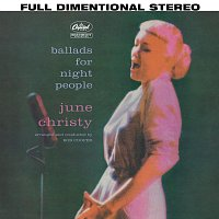 June Christy – Ballads For Night People